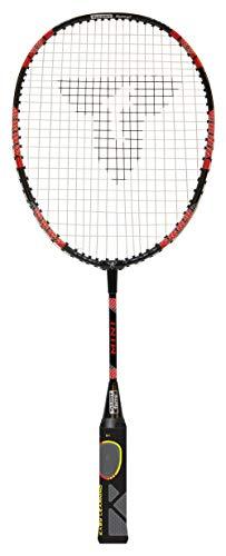 Talbot Torro Lern-Badmintonschläger ELI Mini, verkürzte Länge 53 cm, Lerngriff, Tropfenkopf, ideal...