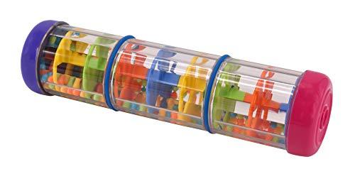 Musik für Kleine Regenprassel Musikspielzeug für Kleinkinder und Babys ab 1 Jahr - Länge 21cm auch...