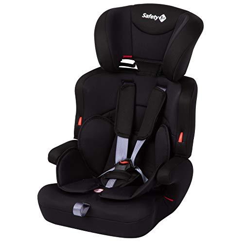 Safety 1st Ever Safe Plus Kindersitz, mitwachsender Gruppe 1/2/3 Autositz mit 5-Punkt-Gurt (9-36 kg),...