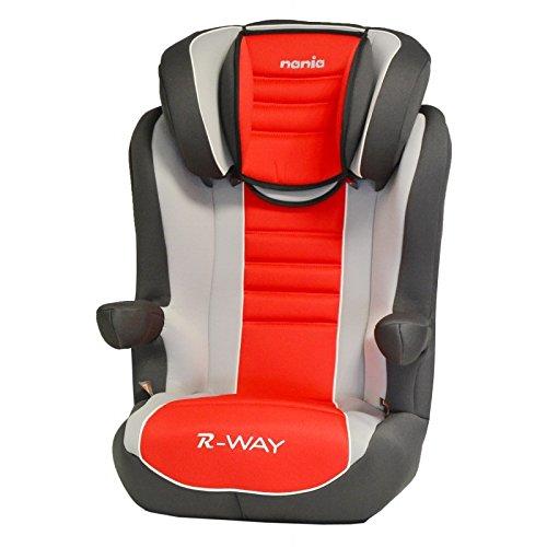 Sitzerhöhung - gruppen 2/3 - R-Way - 4 farben - Pétrole