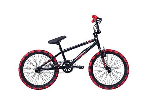 20' 20 Zoll Kinder Bike Rad Jugend Fahrrad Rad BMX KINDERFAHRRAD JUGENDFAHRRAD Freestyle 360° Rotor 4...