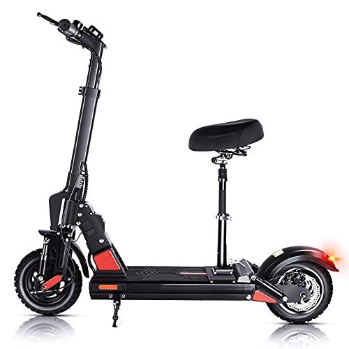 E Scooter E Roller Elektroroller Erwachsene 45 km Lange Reichweite, 500W Motor, 50 km/h Elektro Roller...