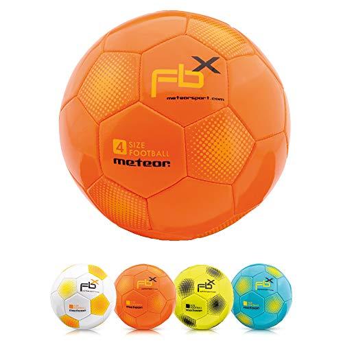 meteor Kinder Fußball Ball kleine Sportball Kleinkinder Freizeitball für drinnen und draußen Ball für...
