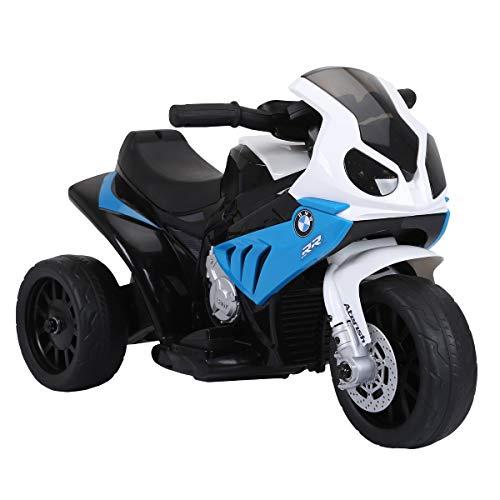 BSD Elektromotorrad für Kinder Elektrisch Ride On Kinderfahrzeug Elektroauto Motorrad - BMW S1000RR -...
