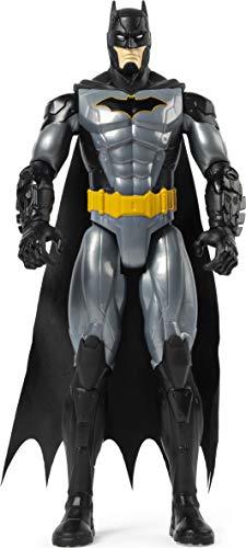 Batman 6056690 Taktische Actionfigur Rebirth, 30,5 cm, Grau