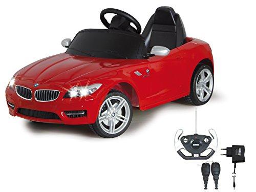 Jamara 404751 - Ride-on BMW Z4 rot 40Mhz 6V - Kinderauto, leistungsstarker Motor und Akku, bis zu 90 Min....