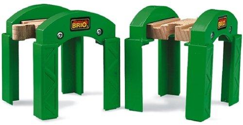 BRIO Bahn 33253 - Stapelbares Brückensystem