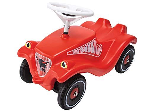 BIG - Bobby Car Classic - Kinderfahrzeug für Jungen und Mädchen, klassisches Rutschfahrzeug belastbar...