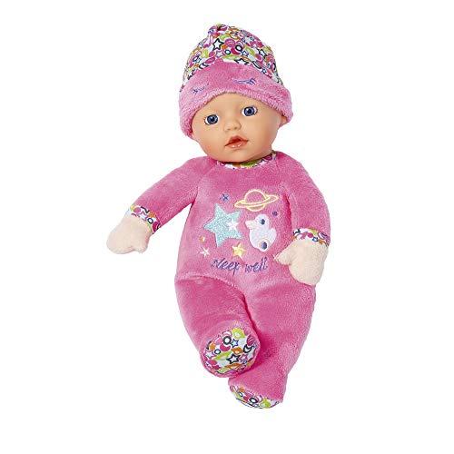 BABY Born 829684 Sleepy 30 cm Puppe - Klein & Weich - Leicht für Kleine Hände, Kreatives Spiel fördert...