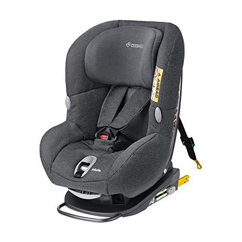 Maxi-Cosi MiloFix Kindersitz, Gruppe 0+ /1 Autositz (0-18 kg), Reboarder mit Isofix, nutzbar ab der...