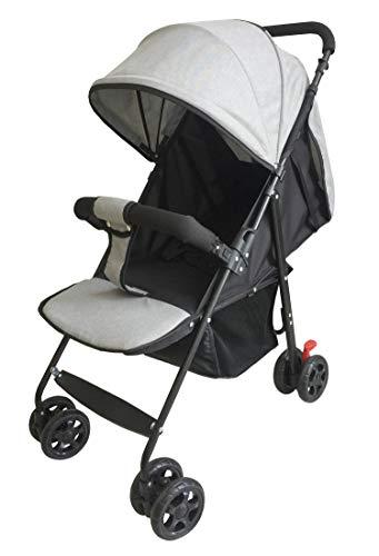 Buggy'Joy', Kinderwagen, klein und zusammenklappbar, Kinderwagen, mit Liegefunktion, Kinderbuggy,...