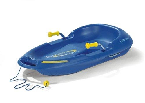 Rolly Toys rollySnow Max (Alter ab 3 Jahre, ergonomischer Sitz, mit zwei Bremsen, belastbar bis 100 kg)...