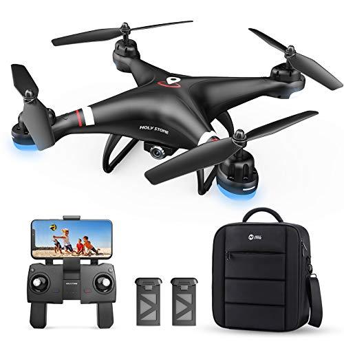 Holy Stone HS110G GPS Drohne mit 1080P Kamera HD Live Übertragung für Kinder,RC Quadcopter...
