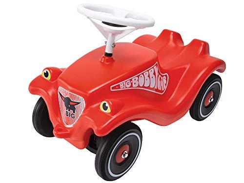 BIG-Bobby-Car Classic - Kinderfahrzeug für Jungen und Mädchen, klassisches Rutschfahrzeug belastbar bis...