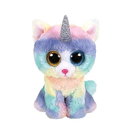 TY 1607-36250 Katze With Horn - Beanie Boos