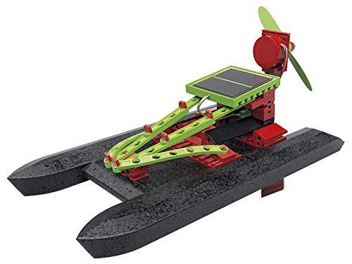fischertechnik 533875 Solar Power - Solar Spielzeug zum Thema Nachhaltigkeit für Kinder ab 8 Jahre -...