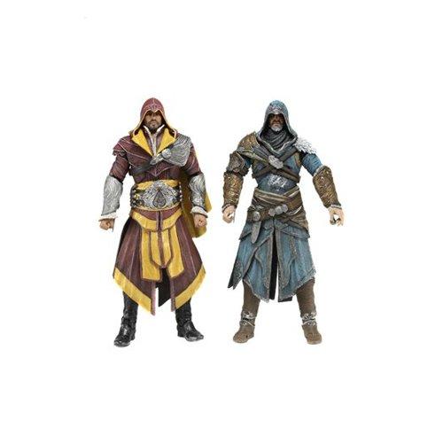 Action Figur Assassin's Creed 2er Pack Ezio Auditore 18cm