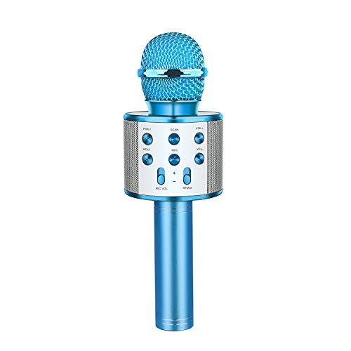 LetsGO toyz Spielzeug ab 5-13 Jahre Mädchen, Karaoke Mikrofon Kinder Geschenke Jungen 4-13 Jahre...