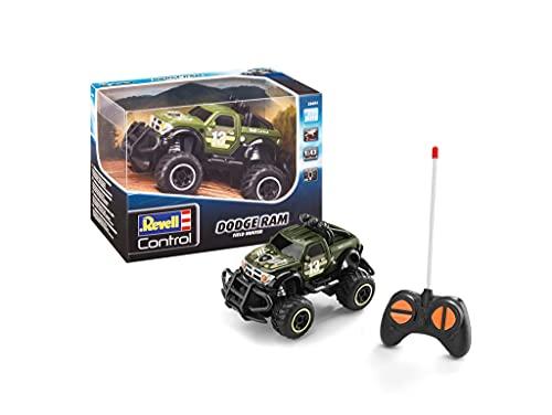 Revell Revell Control 23491 GmbH 23491 SUV Car Mini RC Truck, Field Hunter, bunt