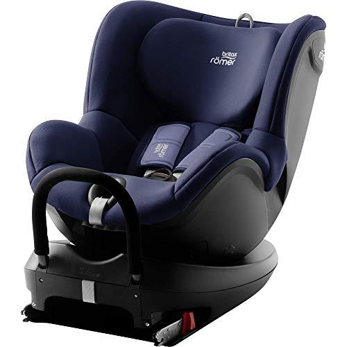 BRITAX RÖMER Kindersitz 0-18 kg DUALFIX 2 R, 360° drehbar für Kinder (Gruppe 0+/1), von Geburt bis 4...