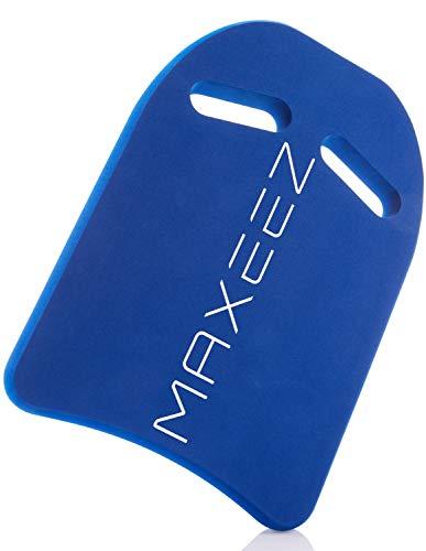 MAXEEZ® Schwimmbrett für Kinder und Erwachsene aus recyceltem Eva | Schwimmhilfe zur Verbesserung des...