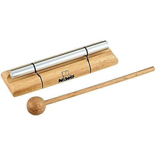 Nino Percussion NINO579M Energy Chime Klangstab mit Holzschlägel Größe M - musikalische Früherziehung