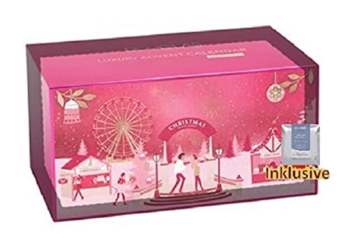 Douglas Adventskalender 2021 Luxury Würfel -Exclusiv Edition- Frauen + Mädchen Kosmetik Advent...