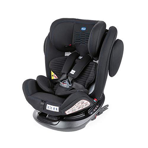 Chicco Unico Plus Air Auto Kindersitz 0-36 kg ISOFIX, Verstellbarer Kindersitz Gruppe 0-3 für Kinder von...