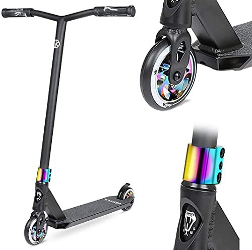 VOKUL Pro Stuntscooter BZIT K1- Roller für 7 Jahre und älter - Kinder & Teens & Erwachsene, Stunt...