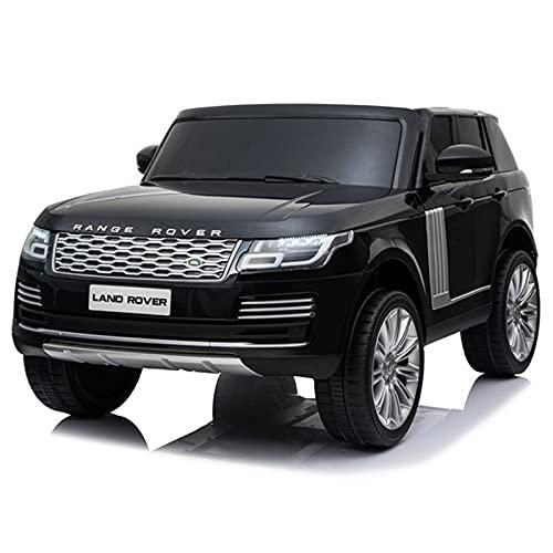 ATAA Land Rover Range Rover Sport 24V 2 Plätze - Schwarz - Elektro-Auto für Kinder mit offizieller...