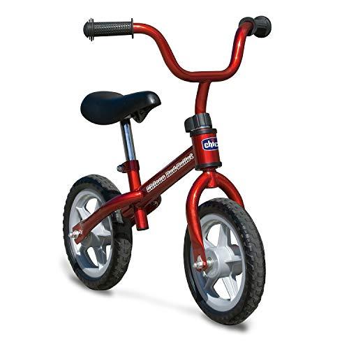 Chicco Red Bullet Laufrad für Kinder 2-5 Jahre, Kinder Laufrad fürs Gleichgewicht, mit...