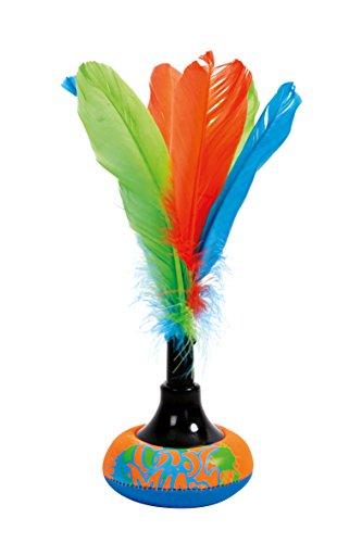 Schildkröt Neopren Peteca, Handfederball mit weicher Neopren Schlagfläche, Indiaca - das Trend-Spiel...