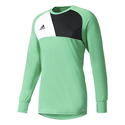 adidas Performance Kinder Fußball Torwarttrikot Assita 17' Langarm grün (400) 140