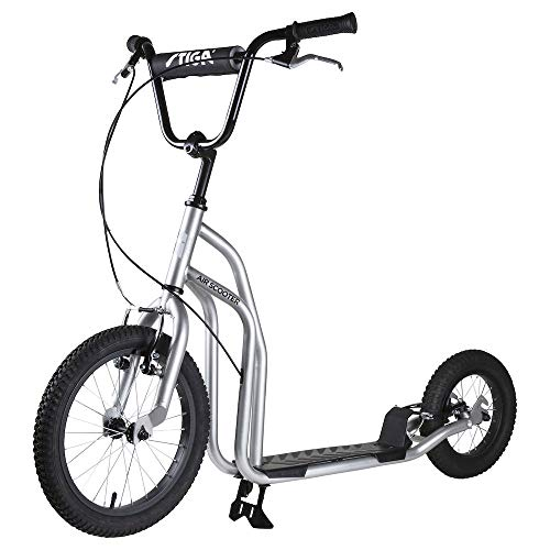 Stiga Unisex-Youth Air Scooter mit 16