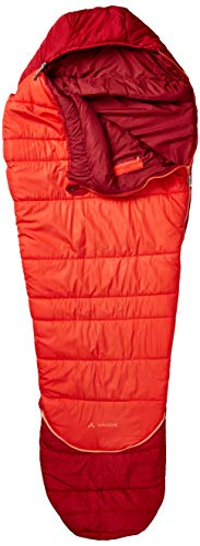 VAUDE Kinder Schlafsack Kobel Adjust 500 SYN, längenverstellbarer Kinderschlafsack, für Größen von...