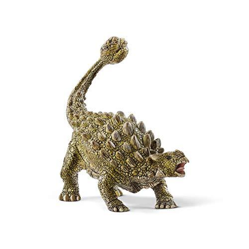 Schleich 15023 DINOSAURS Spielfigur - Ankylosaurus, Spielzeug ab 4 Jahren