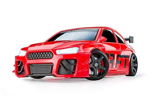 DR!FT Racer Red Turbo Sport ferngesteuertes Drift Auto, Rc Car mit realistischer Fahrdynamik zur...