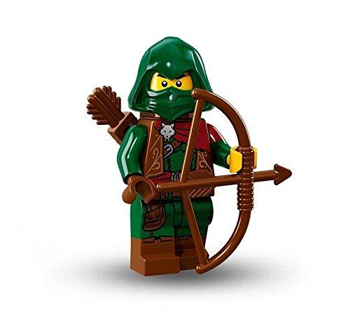 LEGO Series 16 Collectible Minifigures - Rogue Archer (71013)