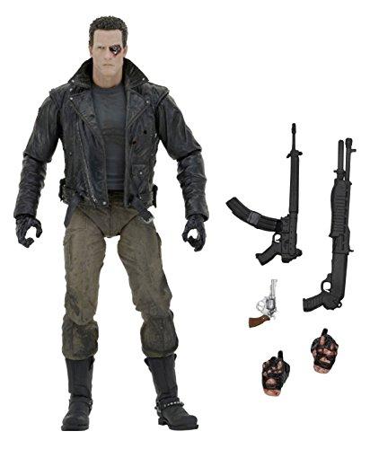 "Terminator 2 51912 17, 8 große T-800-Figur""Ultimate Police Station Assault&ldquo"