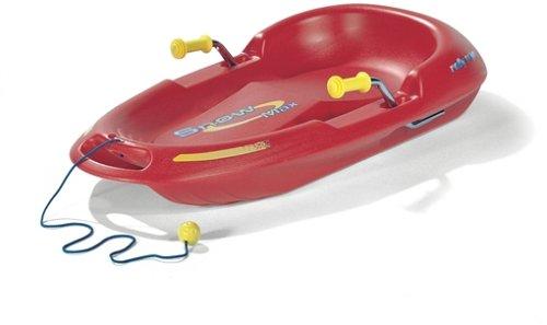 Rolly Toys 200115 - rollySnow Max (Alter ab 3 Jahre, ergonomischer Sitz, mit zwei Bremsen, belastbar bis...