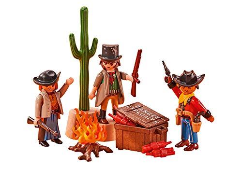 PLAYMOBIL Bandidos des Westens 6546 – in versiegelter Tasche, nicht in Box
