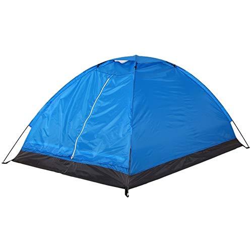Ai-lir Event Zelt 2 Personen Regenmantel Lagerlager Zelt PU1000mm Polyestergewebe Einzelschicht Zelt Für...