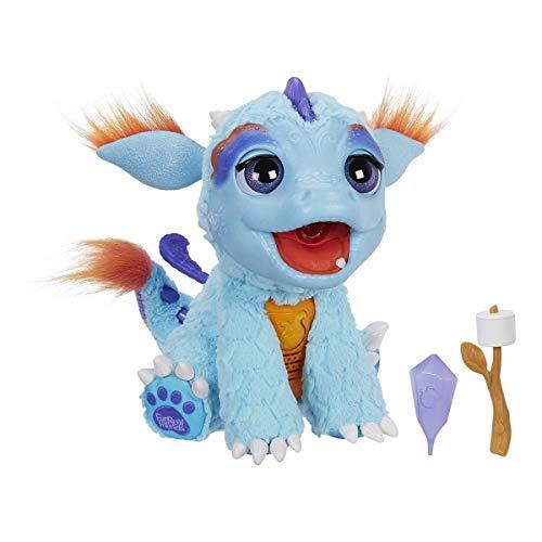 FurReal 630509475247 Friends Spielzeug-Drache Torch My Blazing Dragon, Mehrfarbig