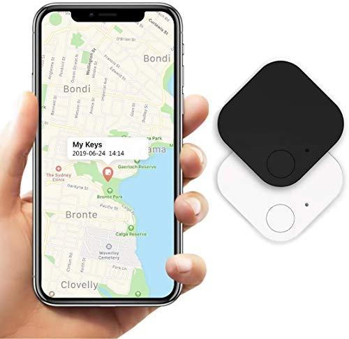 Schlüsselfinder Wireless Anti-Lost Tracker, Bluetooth Smart GPS Tracker Telefonschlüssel Alarm Reminder...