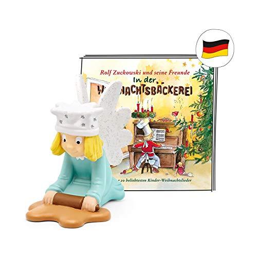 tonies Hörfigur für Toniebox, Weihnachtslieder: Rolf Zuckowski – In der Weihnachtsbäckerei,...