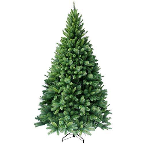 RS Trade 1101 Weihnachtsbaum künstlich 180 cm (Ø ca. 106 cm) mit 824 Spitzen und Schnellaufbau...