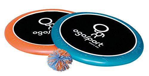 Schildkröt Funsports Softdisc Ogo Sport Set, Standardgrösse, blau, orange, durchmesser 29 cm, 970090