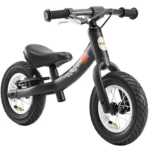 BIKESTAR Kinder Laufrad Lauflernrad Kinderrad für Jungen und Mädchen ab 2 - 3 Jahre | 10 Zoll Sport...