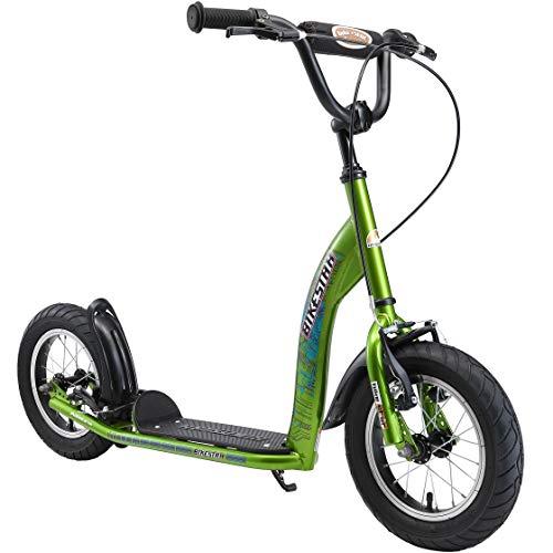 Star Scooter Roller Kinderroller Tretroller Kickscooter mit Luftreifen für Jungen und Mädchen ab 6 - 7...