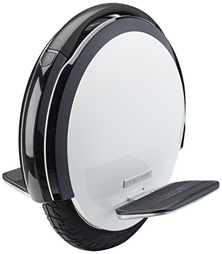 Ninebot e-Scooter One S2 Elektroroller mit Intelligentes Batterie-Management-System, White, Unisize